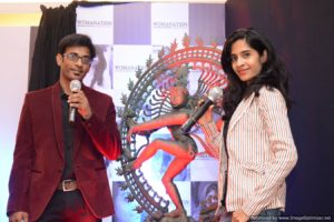 Chennai Event cohosts Thamizharasan and Nandhini