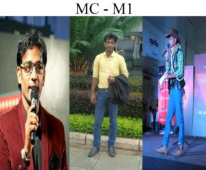 Chennai Male Emcee Master of Ceremonies MC 1