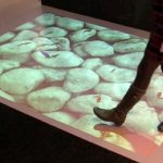 3D Floor Walk for welcoming the bride and groom