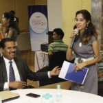 Chennai Event Emcees Nandhini & Thamizharasan Hosted a Networking Event for Purchase Connect @ Hotel Courtyard Marriott
